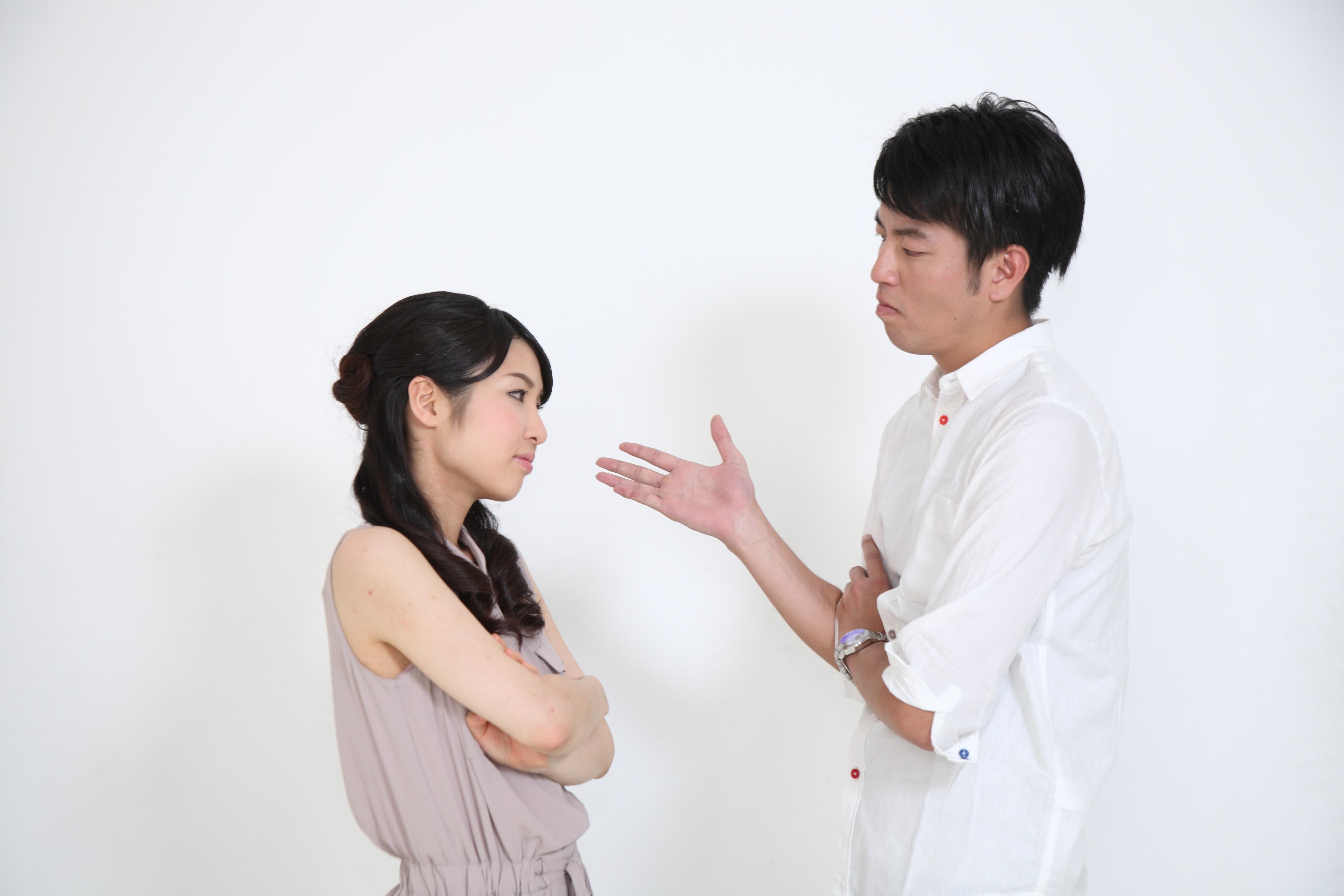 夫婦関係相談